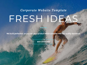 Fresh-Ideas-TYPO3-Business-Template